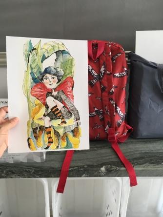 Fairy-print - A3 size