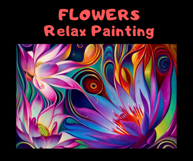 Relax painting